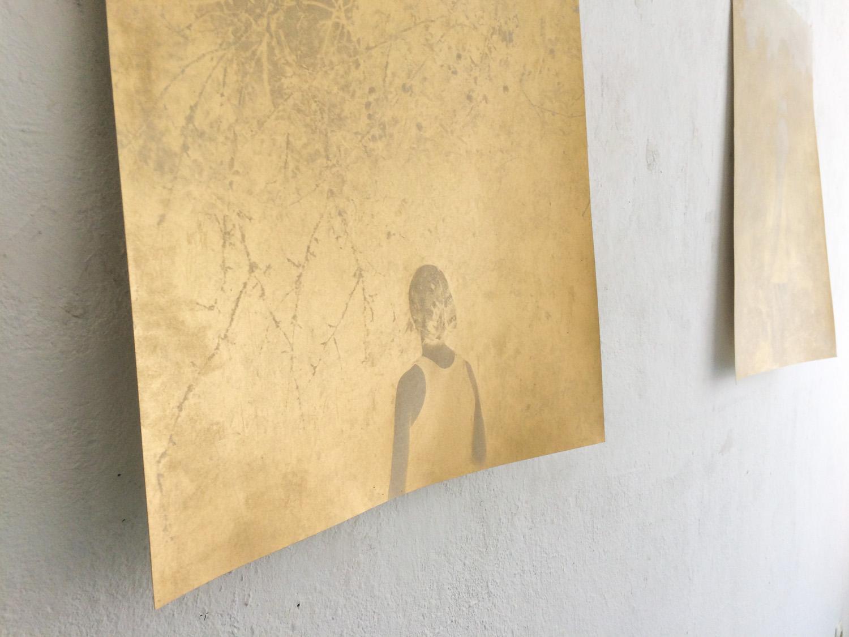 ukázky z instalace